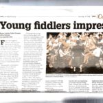 Review: Young fiddlers impress