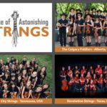 League of Astonishing Strings Concert